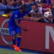 FIGC calcio raccattapalle Bari