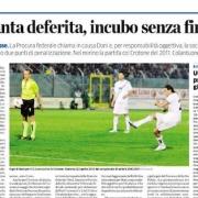 Atalanta Doni calcioscommesse calcio