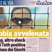 Orsi toth gazzetta olimpiadi Rio