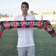 Christian Maldini Calcio Malta Hamrun Spartans